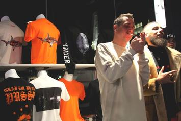 """Mike Dean Launches Clothing Collection, Including """"Grab Em By The Pussy"""" Shirt"""