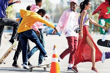 Tyler, The Creator & Kendall Jenner Star In Upcoming Vogue Feature