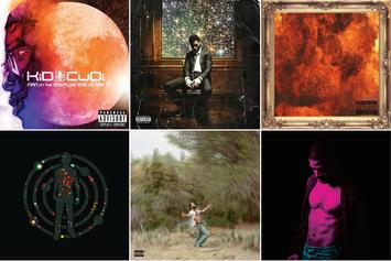 VOTE: What's Your Favorite Kid Cudi Project?