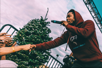 Kendrick Lamar, ScHoolboy Q, ASAP Rocky & More Come Out For TDE Holiday Concert