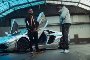 "Travis Scott Feat. Nav ""Beibs In The Trap"" Video"