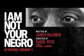 """Watch The Trailer For """"I Am Not Your Negro,"""" A Documentary About James Baldwin"""