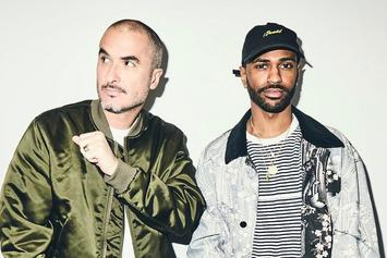 "Big Sean Reveals Eminem Is Featured On ""I Decided"" In Conversation With Zane Lowe"