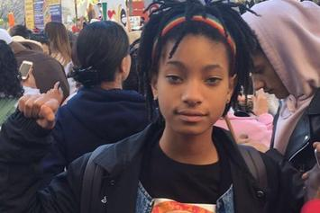 Rihanna, Kehlani, Willow Smith & More Show Support For Women's March