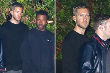 Calvin Harris Teases Frank Ocean Collaboration