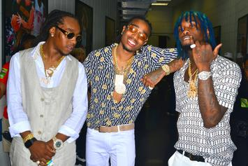 "Migos & Drake Have ""Something On The Way"""