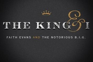 """Release Date & Tracklist Revealed For Faith Evans & Notorious B.I.G.'s """"The King and I"""" Album"""