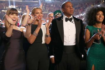 Beyonce, Jay Z & Solange Reunite In New Orleans