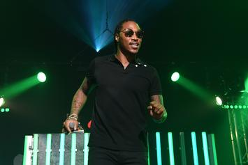 Future Seems To Be Trolling Larsa & Scottie Pippen