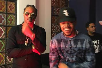 "Chance The Rapper Previews Collab With Future Titled ""My Peak"""