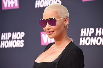 Amber Rose Says Kevin Durant Didn't Smash
