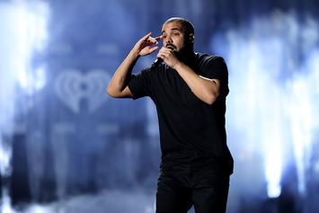 Drake Opens Concert Wearing Kanye West Mask