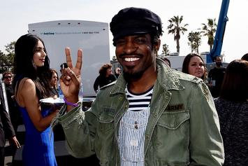 """Andre 3000 To Release Cover Of Beatles' """"All Together Now"""" On 7"""" Vinyl"""