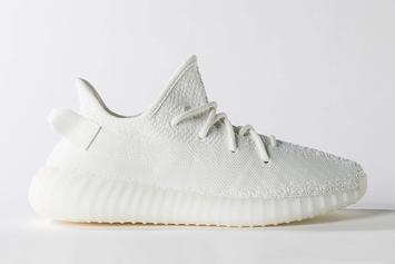 """""""Cream White"""" Adidas Yeezy Boost 350 V2 Release Date Confirmed For April"""