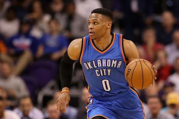 """Russell Westbrook Becomes First NBA Player To Record """"Perfect"""" Triple-Double"""
