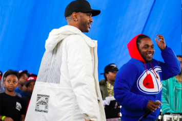 "Is Kendrick Lamar Taking Shots At Big Sean On ""The Heart Part 4""?"