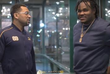 """Tee Grizzley """"No Effort"""" Video (Starring Mike Epps)"""