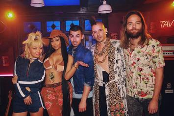 Nicki Minaj Is Dropping A Single With DNCE This Week