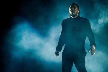 "Kendrick Lamar Announces ""DAMN."" Tour With Travis Scott & D.R.A.M."