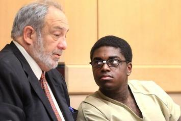 Kodak Black Found Guilty Of Violating House Arrest