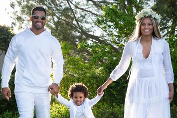 Ciara & Russell Wilson Welcome Baby Girl