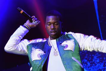 "Meek Mill Takes Shots At Drake & Nicki Minaj On New ""Meekend Music"" Songs"