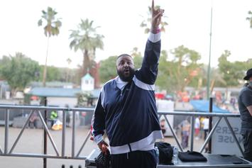 """DJ Khaled Previews More New Music From Upcoming """"Grateful"""" Album"""
