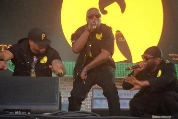 "Wu-Tang Clan Celebrate 20th Anniversary Of ""Wu-Tang Forever"" At Governor's Ball."