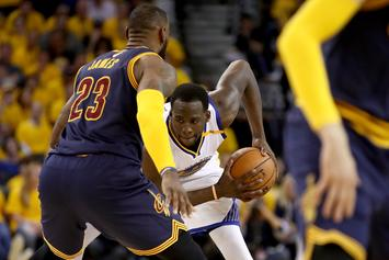 Draymond Green Takes Blame For Warriors' 2016 NBA Finals Defeat