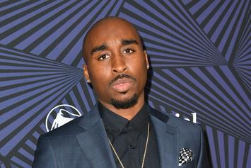 "Demetrius Shipp Jr. Talks Tupac Role In ""All Eyez on Me"" Biopic"