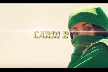 "Cardi B ""Bodak Yellow"" Video"
