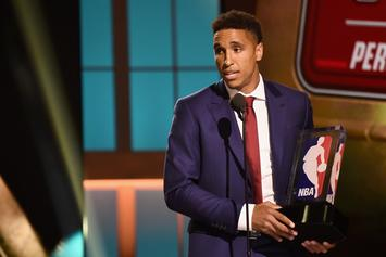 Here Are The Winners From The First Annual NBA Awards