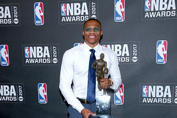 Jordan Brand Celebrates Westbrook's MVP With New Commercial