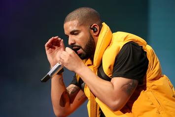 """Drake Jokingly Responds To Jay-Z's Criticism Of The """"Money Phone"""" Pose"""