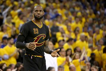 Stephen A Smith Says LeBron's Tempted To Beat Kyrie Irving's Ass
