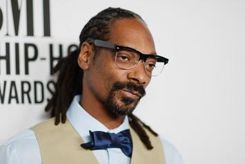 Snoop Dogg's Name Cleared From Lawsuit By Judge
