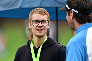 Justin Bieber Gets Shot Down After Trying To Ask Gym Employee Out