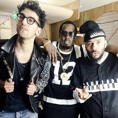 Diddy and Chromeo