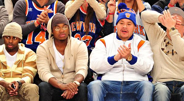Neyo and Fat Joe