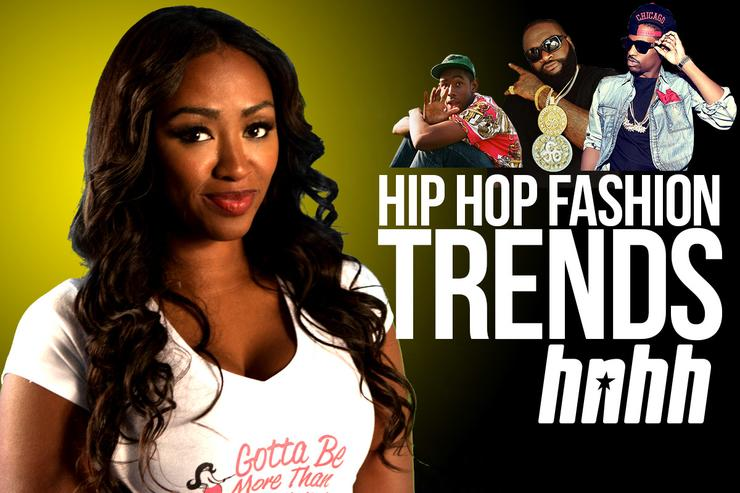 hip hop fashion trends right now