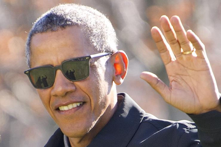President Barack Obama returns from family vacation in Hawaii.