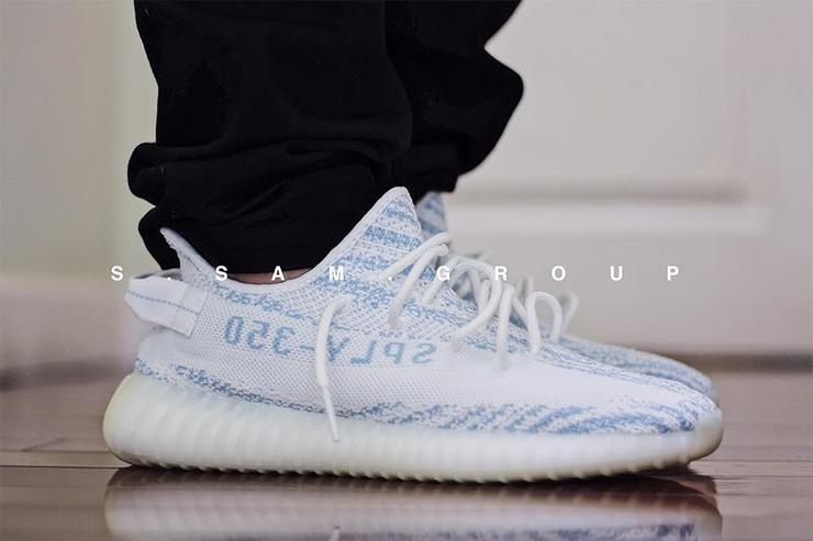 Newest Updated UA Yeezy Boost 350 V2 SPLY 350 Triple White Sale