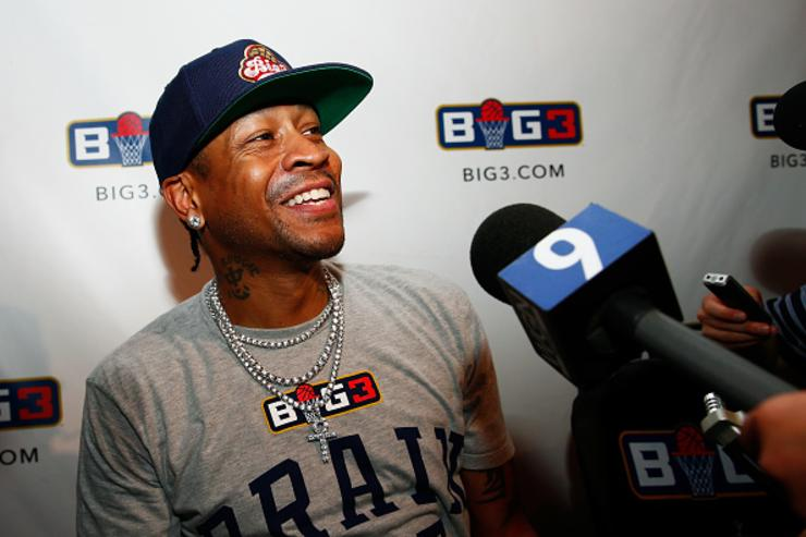 Allen Iverson no-shows BIG3 games in Dallas, league investigating