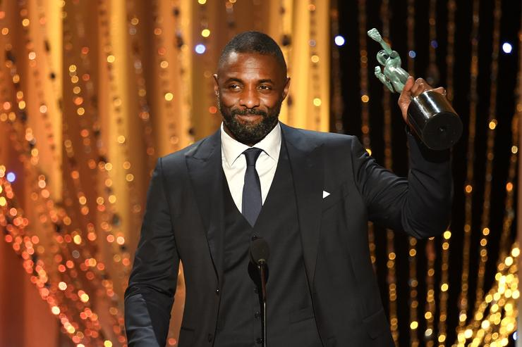 Idris Elba slays Google Translate version of Baby Got Back