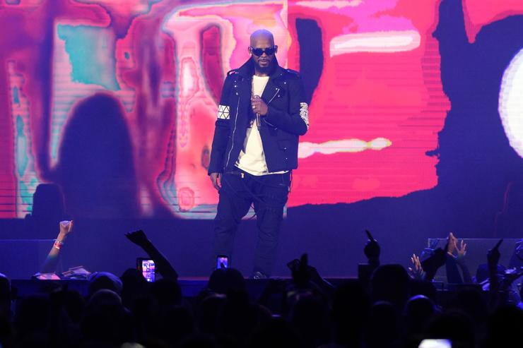 R. Kelly's New Orleans, Baton Rouge shows cancelled due to 'unforeseen circumstance'