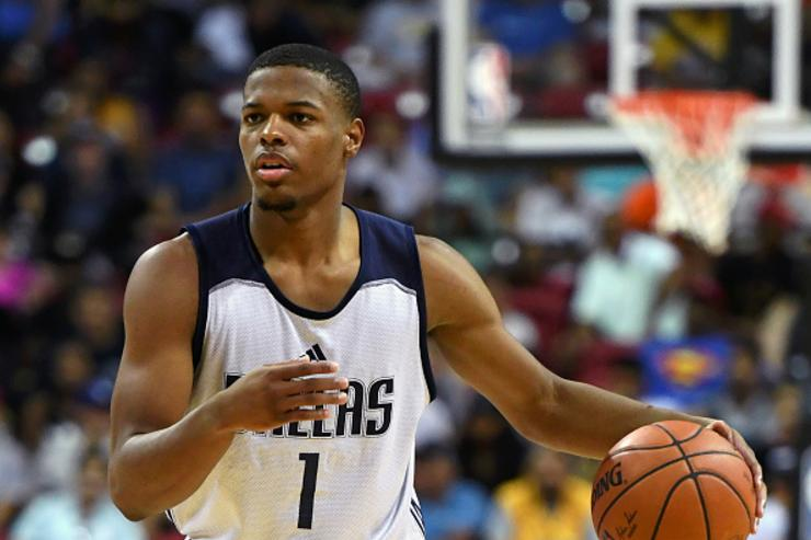 Dennis Smith Jr. Signed A Multi-Year Deal With Under Armour