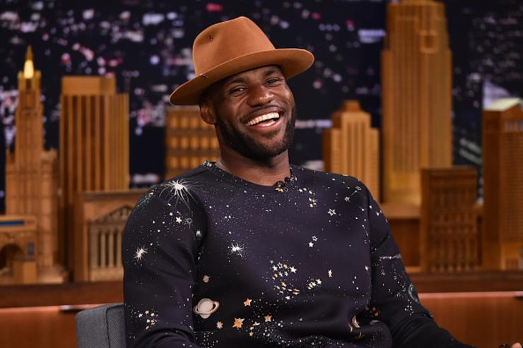 LeBron James Developing Sneaker Store Comedy for HBO