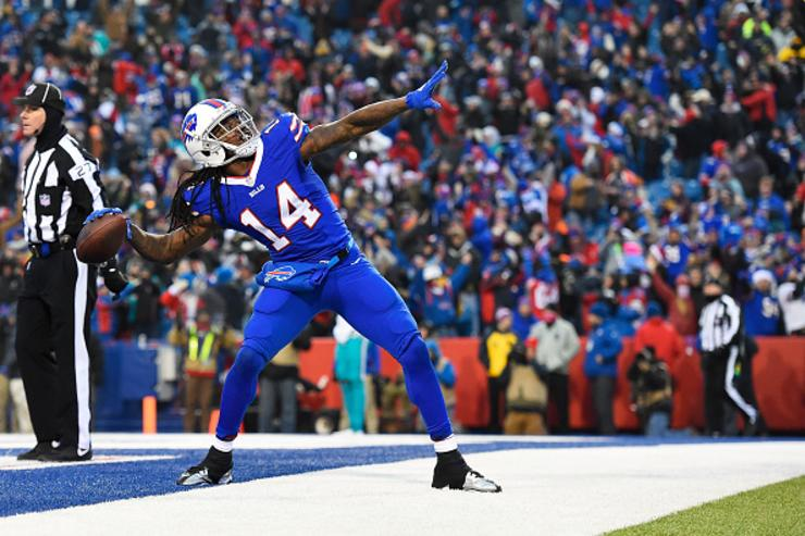 Sammy Watkins Traded To Rams; Bills Acquire Jordan Matthews In Separate Trade