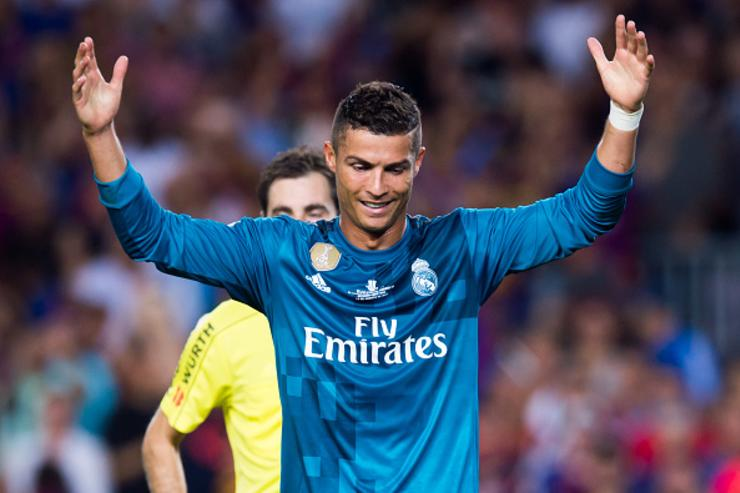 Real Madrid Beat Barcelona 3-1 in Spanish Super Cup First Leg